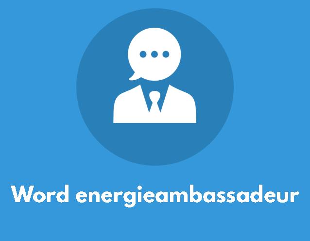 Word energieambassadeur